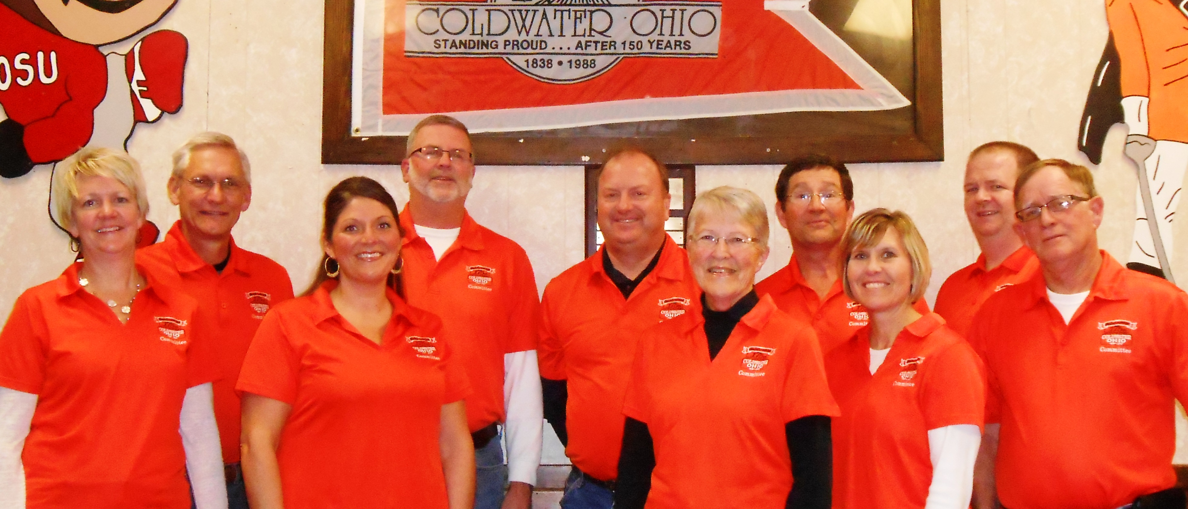 Coldwater's 175th Celebration mittee announces up ing